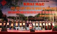 Bac Ninh honore 47 artisans d'arts folkloriques