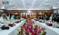 Entretien Tran Dai Quang-Sheikh Hasina