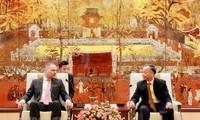 Hanoi intensifie la coopération avec Bratislava