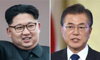 Le sommet intercoréen aura lieu le 27 avril