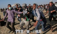 La mobilisation palestinienne fait quatre nouveaux morts à Gaza