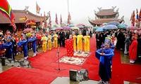Début des activités de la fête des rois Hùng