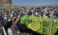 La communauté internationale condamne l'attentat terroriste meurtrier à Kaboul