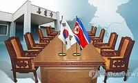 Séoul et Pyongyang tiennent une 3e réunion de travail en vue du sommet