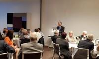 Rencontre de promotion commerciale du Vietnam à Toulouse