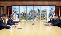 Pyongyang affirme sa volonté de dénucléarisation