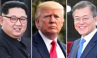 Séoul évoque une possibilité d'un sommet trilatéral avec les Etats-Unis et la RPDC à Singapour
