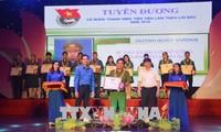 Da Nang honore les jeunes et les antennes exemplaires de la jeunesse