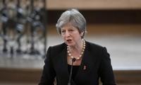 Brexit: Theresa May remporte un vote majeur au Parlement