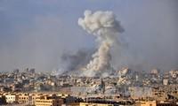 Syrie: l'aviation russe bombarde des zones rebelles dans le sud