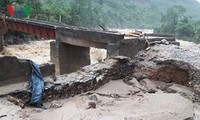 Crues dans les montagnes du Nord : réparation des dégâts