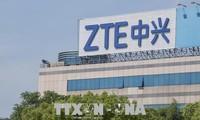 États-Unis: ZTE autorisé à reprendre une partie de ses activités