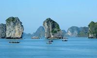 La baie d'Halong au top 100 sites inscrits au patrimoine de l'UNESCO