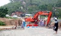 Inondations dans le Centre et le Nord : Réparation des dégâts