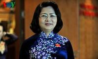 Dang Thi Ngoc Thinh : Hai Hâu doit valoriser la tradition révolutionnaire