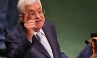 """Mahmoud Abbas accuse Donald Trump de mettre """"en péril"""" la solution à deux États"""