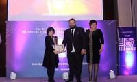 Le groupe vietnamien AIC remporte le prix d'initiative du concours mondial sur la ville intelligente