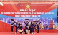 Semaine de la «Grande union nationale et patrimoine vietnamien»