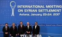 Syrie: vers de nouveaux pourparlers à Astana