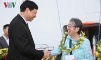 Le port international de paquebots de croisière de Ha Long accueille son premier navire