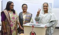 Bangladesh: la Première ministre Hasina remporte les législatives