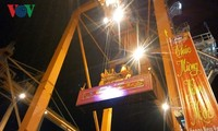 Nouvel An : le port de Hai Phong accueille son premier cargo