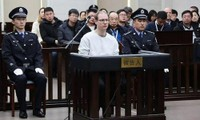 Un Canadien condamné à mort en Chine pour trafic de drogue