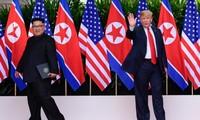 Donald Trump envoie une lettre à Kim Jong-un