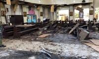 Double attentat meurtrier contre une église au sud des Philippines