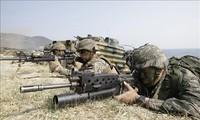 Pyongyang demande à Séoul de mettre fin aux exercices militaires