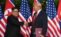 Pyongyang demande à Washington d'agir de concert en faveur de la dénucléarisation