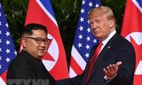 Pyongyang estime être face à un tournant avant le sommet Kim-Trump