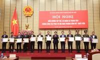 Hanoi honore collectifs et individus ayant contribué à l'organisation du 2e sommet Trump-Kim