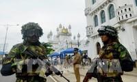 Sri Lanka: tous les responsables des attentats morts ou arrêtés