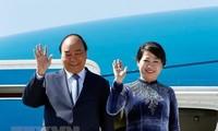 Le Premier ministre Nguyên Xuân Phuc part en visite officielle en Europe