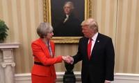 Nouvel accord de libre-échange entre les États-Unis et le Royaume-Uni