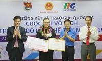 ACAWC: Trois Vietnamiens qualifiés pour la finale mondiale