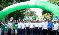 Lancement du mouvement contre les déchets plastiques