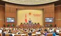 Assemblée nationale: trois projets de loi sur les administrations en débat