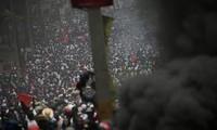 Haïti: des milliers de manifestants exigent la démission du président