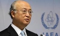 """Nucléaire iranien: l'AIEA s'inquiète de """"l'augmentation des tensions"""""""