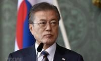Moon Jae-in pour une paix et une dénucléarisation basées sur la confiance