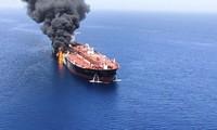 L'atmosphère oppressante dans le golfe d'Oman