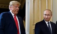 """Le Kremlin juge possible une """"brève discussion"""" Trump-Poutine au G20 au Japon"""
