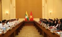 Renforcer l'amitié Vietnam-Myanmar