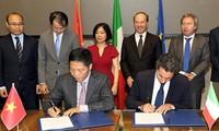 Le Vietnam et l'Italie s'engagent à renforcer leur coopération économique et commerciale