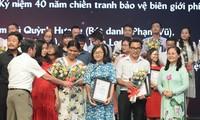 La 94e Journée de la presse révolutionnaire vietnamienne célébrée en grande pompe
