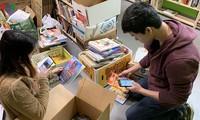 «Vietnam Book Drive for Kids»: faire aimer la lecture aux enfants vietnamiens