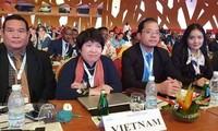 Le Vietnam élu vice-président de l'Assemblée parlementaire de la Francophonie (APF)