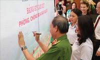 Lang Son : Meeting en écho à la Journée nationale de la lutte contre la traite d'êtres humains